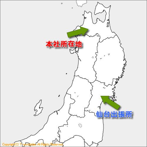 藤千所在地マップ